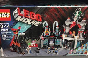 Lego 70809 Lord Business Evil Lair, new for Sale in Farmington Hills, MI