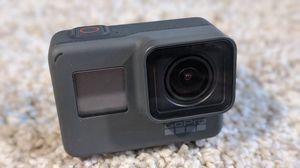 GoPro hero 5 black with case for Sale in Denver, CO