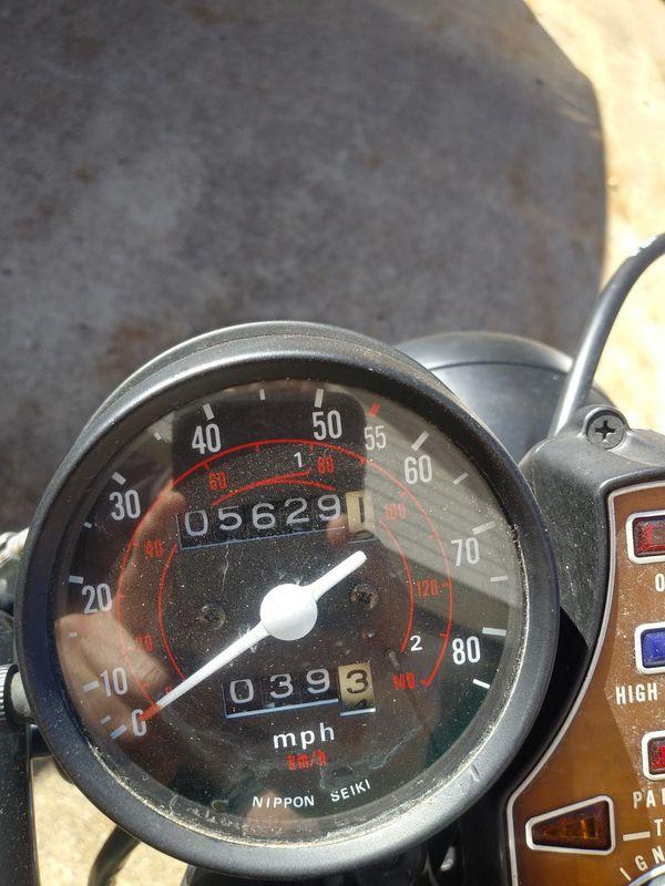 1980 Honda CM400A Rare Bike!