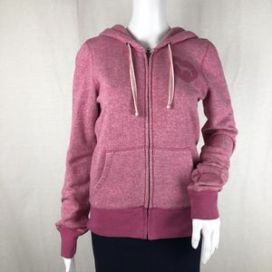 Available via shipping only. PINK Victoria's Secret Full Zip Hoodie Size M for Sale in Houston, TX