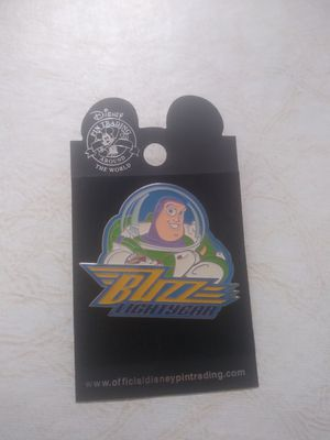 Disney Buzz Lightyear Pin for Sale in Henderson, NV