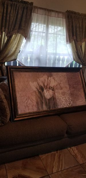 beautiful flower painting for Sale in Palm Bay, FL