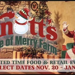 Tickets Knotts Merry Farm for Sale in Orange, CA