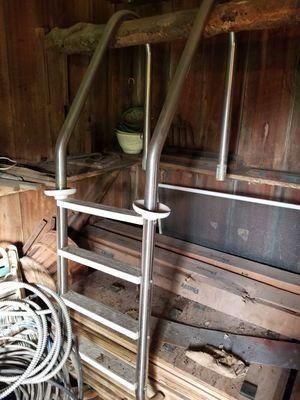 Pool ladder for Sale in Haymarket, VA