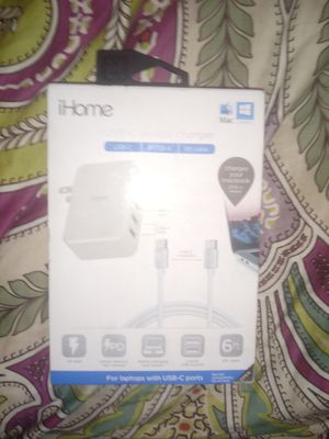 I home usb-c laptop charger for Sale in Channelview, TX