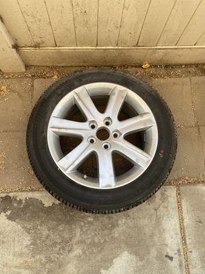 Spare rim and tire 07 Lexus ES 350 for Sale in Riverside, CA