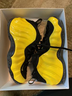 Authentic Nike foamposite size 13 for Sale in West Palm Beach, FL