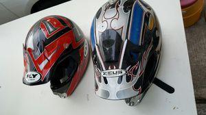 Dirt bike helmet for Sale in Austin, TX