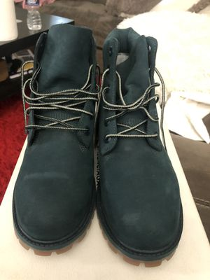 Size 7 timberland boots for Sale in Greenbelt, MD