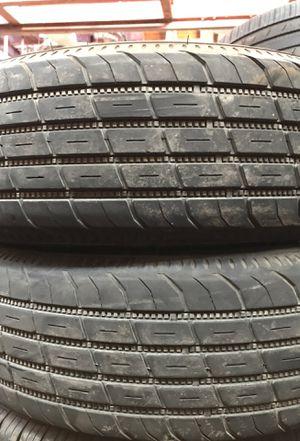 ST 205 75 R 14. Pair 205/75/14. Trailer tires. for Sale in Tempe, AZ