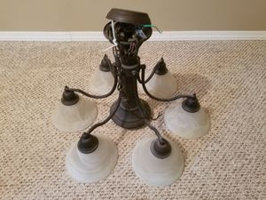 Dinner Room Lighting Fixture for Sale in Troy, IL