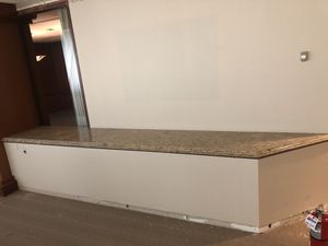 10 foot granite top. Best offer for Sale in Columbus, OH
