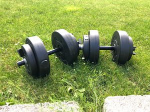 Weights dumbbells for Sale in Kent, WA