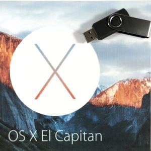 OS X El Capitan 10.11.6 Install USB for Sale in Round Rock, TX