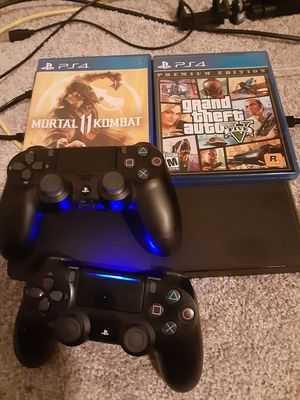 Playstation 4 for Sale in Dallas, TX