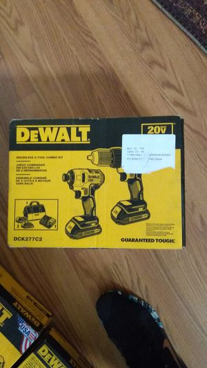 DeWalt combo drill set for Sale in Antioch, CA