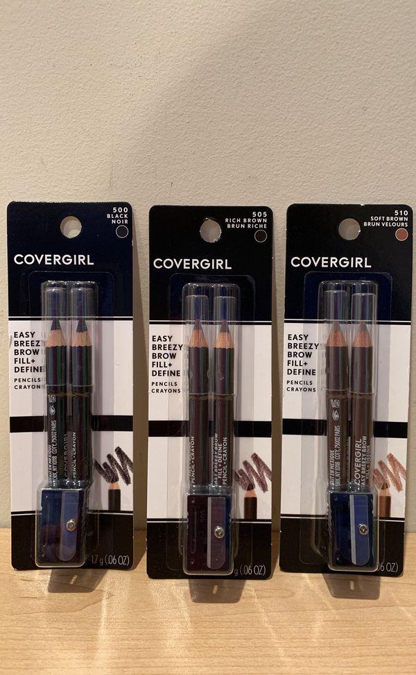 Covergirl 2-pack eye pencils