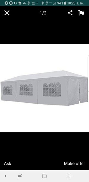 Lona party tent carpa for Sale in Phoenix, AZ