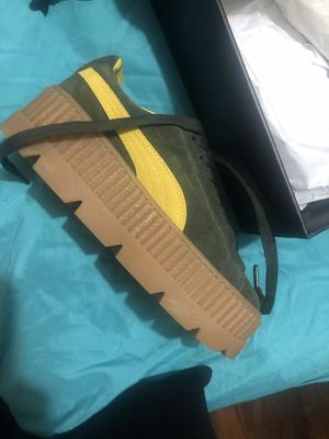 Rihanna Fenty Puma Cleated Creepers for Sale in Detroit, MI