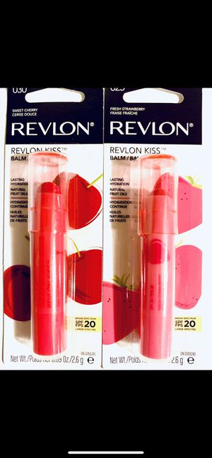 REVLON KISS BALMS💥 for Sale in New Britain, CT