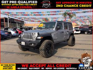 2020 Jeep Wrangler Unlimited for Sale in Reedley, CA