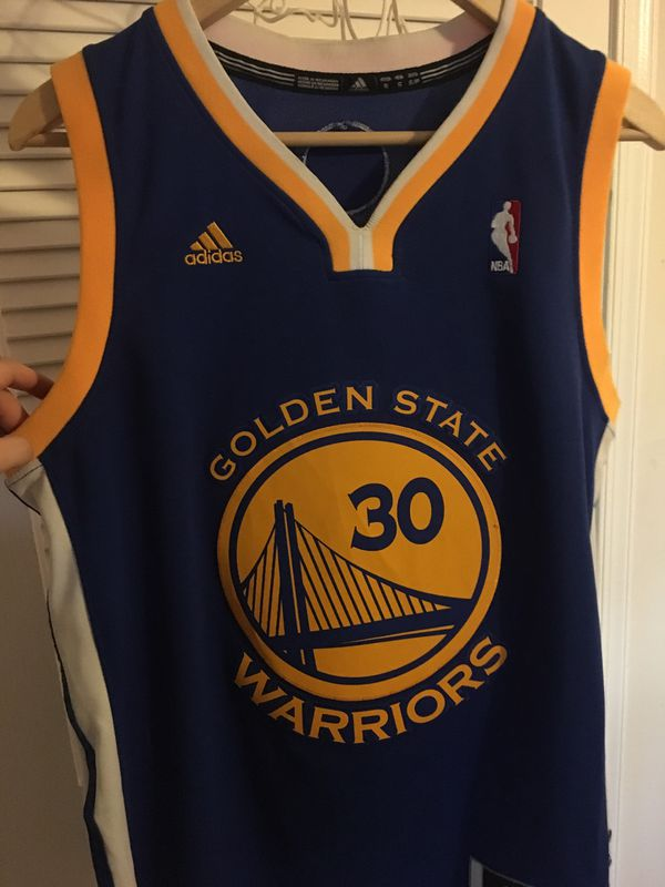 Curry jersey authentic