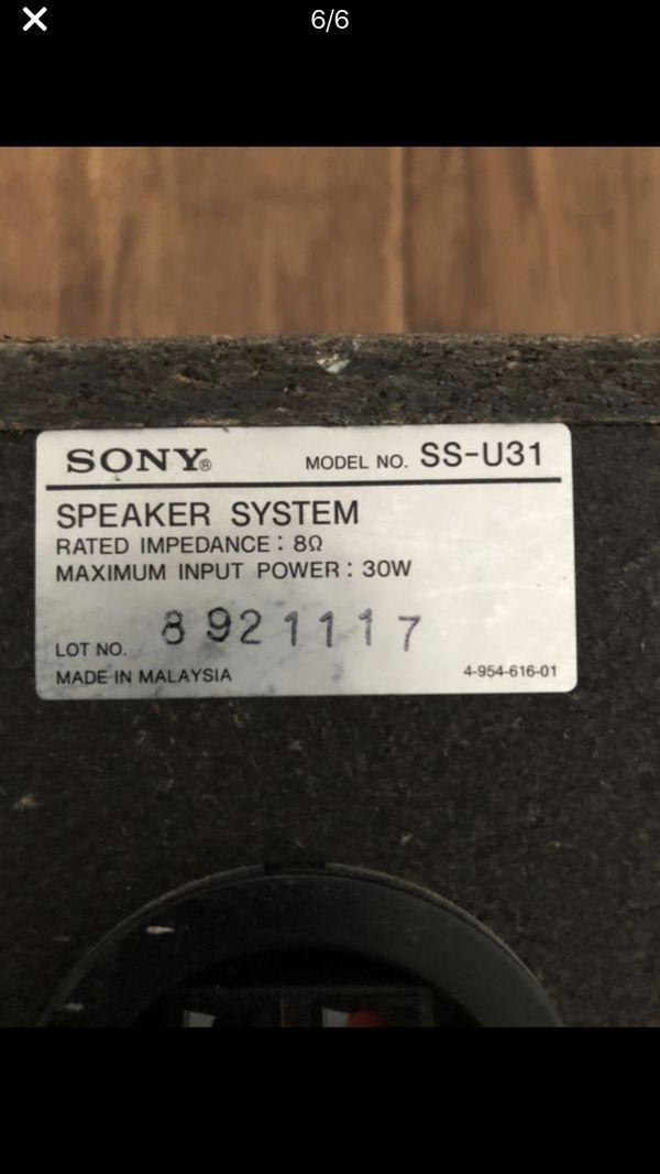 Sony, onkyo