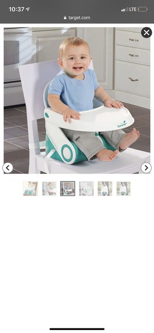 Summer infant sit n style booster seat for Sale in New York, NY
