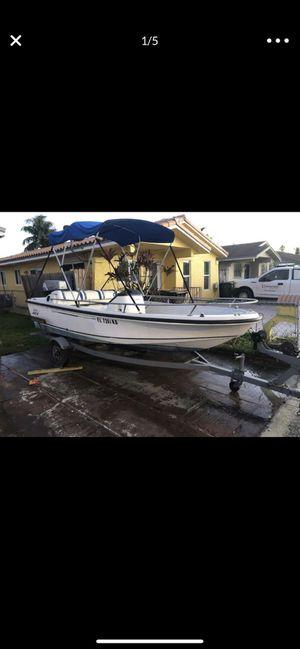 1994 Boston whaler 15 feet boat for Sale in Hialeah, FL