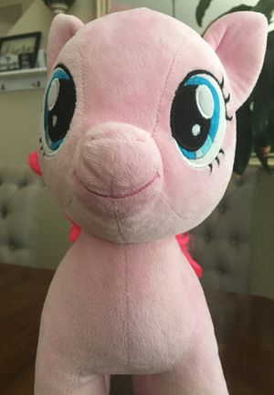 My little pony mlp 18in build a bear plushie/ stuffed animal 2013 edition great condition for Sale in Gilbert, AZ