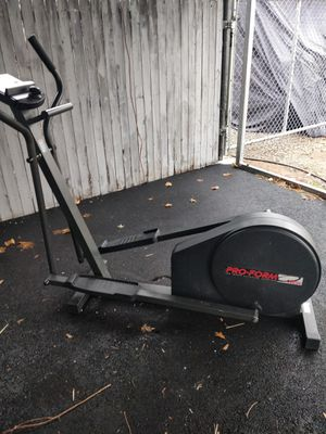 Elliptical ProForm 485e for Sale in Manchester, CT