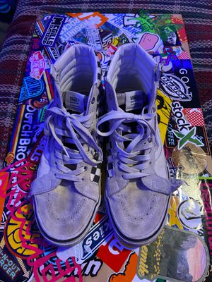 Deconstructed High top Vans size 10 men's for Sale in Phoenix, AZ