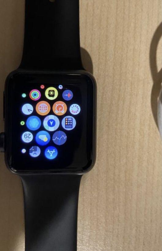 iPhone watch series 5