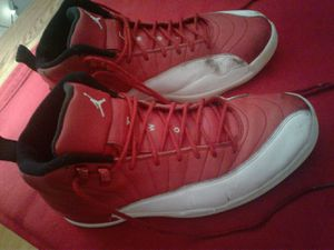 Air Jordan 12 XII, sz 11.5 Red/White for Sale in Cleveland, OH
