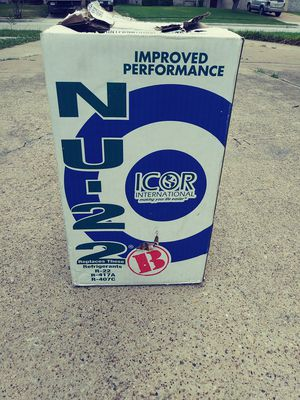 FREON NU22 179.00 NU 22 REFRIGERANT y HANDYMAN TODO TIPO DE TRABAJOS for Sale in Grand Prairie, TX