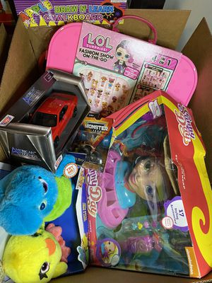 NEW TOYS & MORE LOT for Sale in Keller, TX