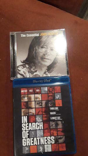 2 discs for Sale in Avon, MA