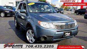2010 Subaru Forester for Sale in Oak Lawn, IL