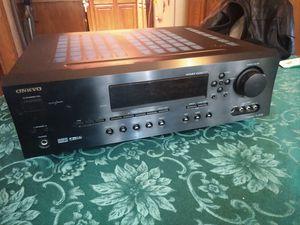Onkyo TX SR502 6.1 Channel 390 Watt Receiver for Sale in Portland, OR