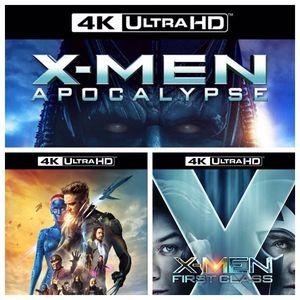 4K X-Men BEGINNINGS — 4K MA for Sale in Cerritos, CA