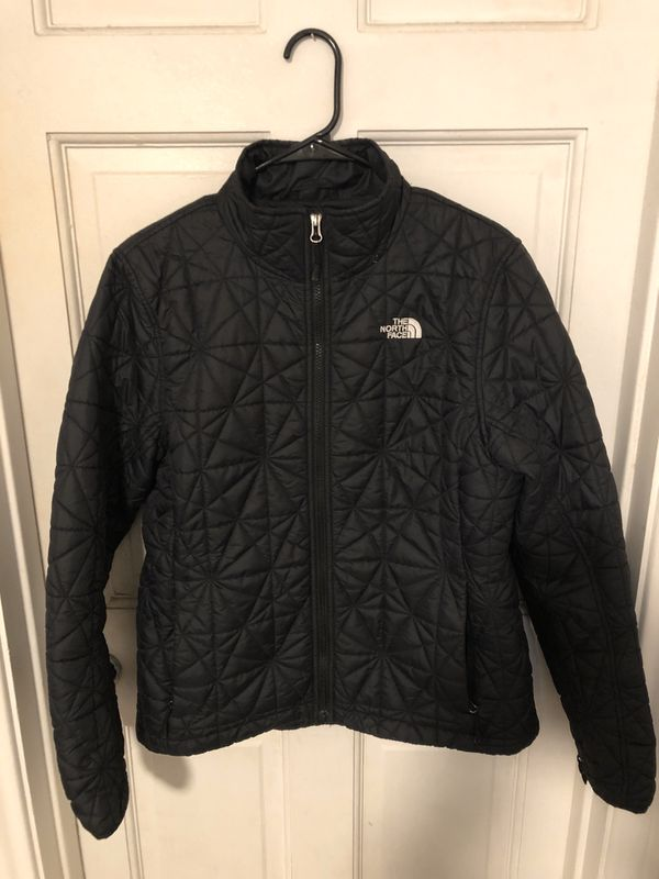 North Face women's jacket , black large