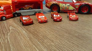 Disney cars collection lightning mc queen for Sale in Oregon City, OR