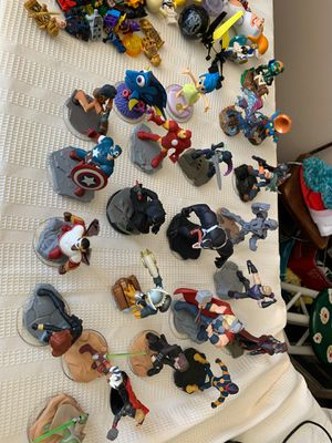 Collectible kids toys $5.00 each or best offer for all of them. for Sale in Leominster, MA