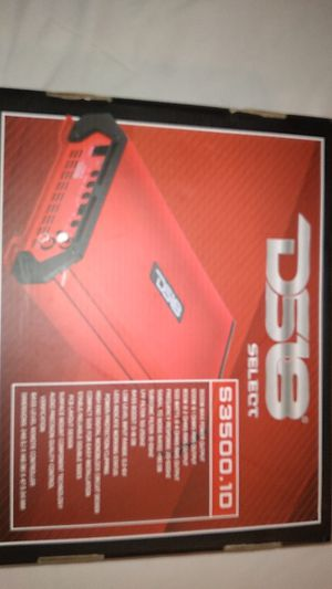 DS18 {link removed} Car Audio Amplifier for Sale in Hollywood, FL