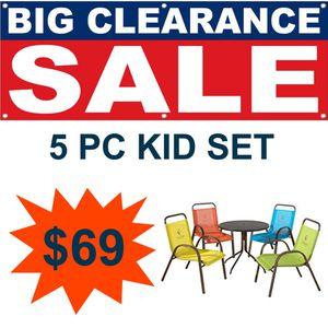 5 PC KID SET for Sale in Hialeah, FL