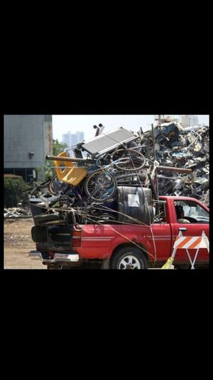 Picking up unwanted appliances and scrap metal for Sale in San Antonio, TX