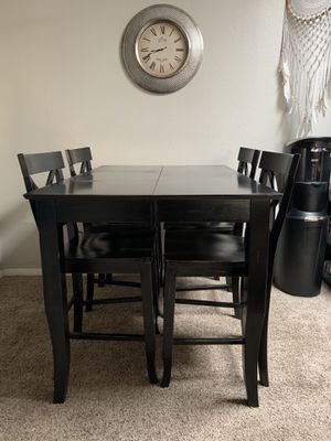 Black Kitchen Table for Sale in San Diego, CA