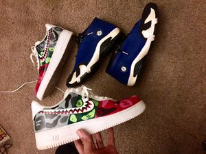 Bape Forces & Laney 14s for Sale in Murfreesboro, TN
