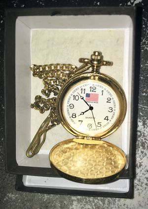 Quartz #20 Pocket Watch for Sale in Rome, NY