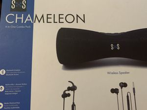 New chameleon 4 in one combo pack. for Sale in Dallas, TX